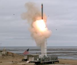 Mỹ sẽ điều tên lửa hành trình mặt đất đến châu Á, châu Âu