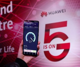 Nga: Không như Mỹ, chúng tôi muốn hợp tác 5G với Trung Quốc