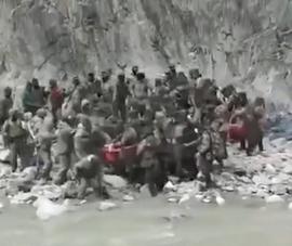Xuất hiện video binh sĩ Trung - Ấn ẩu đả kịch liệt ở biên giới