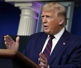 Ông Trump: Mỹ không thể hợp pháp hưởng lợi từ thương vụ TikTok