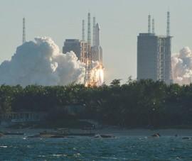 NASA cảnh báo chính quyền Mỹ về trạm không gian Trung Quốc