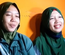 Cặp song sinh đoàn tụ sau 24 năm thất lạc nhờ Tiktok