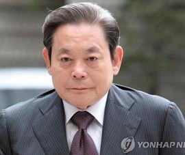 Chủ tịch Samsung qua đời ở tuổi 78