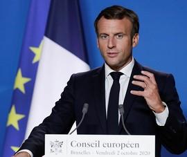Ông Macron chỉ trích Thổ Nhĩ Kỳ đe dọa khu vực