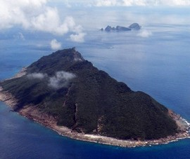 Nhật tố tàu Trung Quốc xuất hiện nhiều kỷ lục ở Senkaku