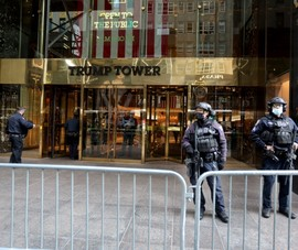 TP New York sẽ điều hàng ngàn cảnh sát tuần tra chống bạo động