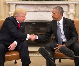 Ông Trump sẽ không mời ông Biden đến Nhà Trắng?