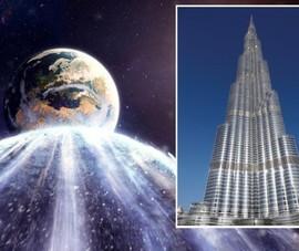 Tiểu hành tinh lớn cỡ tòa nhà Burj Khalifa lao đến trái đất
