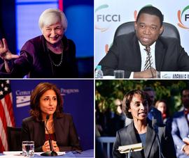Lộ diện nhóm phụ tá kinh tế gốc Do Thái, Á, Phi của ông Biden