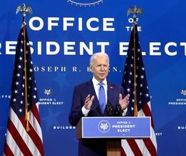 Ông Biden cảnh báo 'mùa đông đen tối' cho Mỹ vì COVID-19