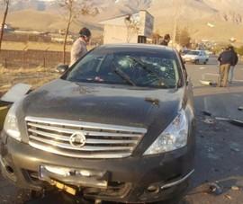 Nhà khoa học Iran bị bắn bằng súng máy điều khiển qua vệ tinh