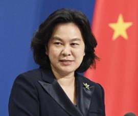 Bắc Kinh nói 'rắn' về việc Mỹ trừng phạt quan chức Trung Quốc
