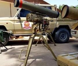 LHQ nghi ngờ tên lửa chống tăng ở Libya là do Iran sản xuất