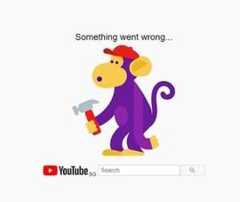 Nhiều dịch vụ Google như Gmail, YouTube bị sập trên toàn cầu