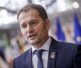 Cùng dự họp với ông Macron, Thủ tướng Slovakia nhiễm COVID-19