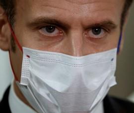 Ông Macron nói mình nhiễm COVID-19 bất cẩn, thiếu may mắn