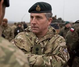 Tổng tham mưu trưởng quân đội Anh dè chừng Nga, Trung Quốc