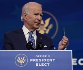 Ông Biden tuyên bố 'làm ra lẽ' vụ tấn công mạng nhằm vào Mỹ