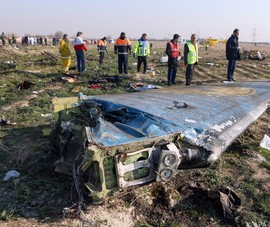 Iran công bố mức bồi thường vụ máy bay Ukraine bị bắn nhầm