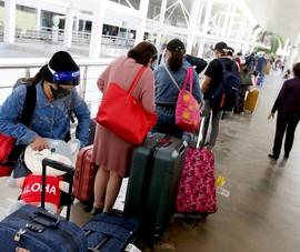 Người từ Mỹ bị cấm nhập cảnh vào Philippines từ ngày 3-1