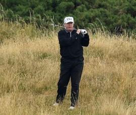 Ông Trump sẽ sang Scotland chơi golf ngày ông Biden nhậm chức?
