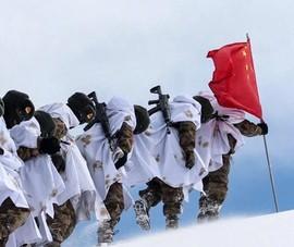 Trung Quốc rút 10.000 quân khỏi biên giới Ấn Độ để tránh rét
