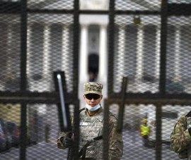 Cả nước Mỹ siết an ninh trước lễ nhậm chức của ông Biden