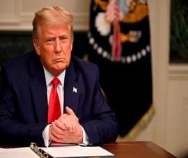Tỉ lệ ủng hộ ông Trump tụt xuống thấp nhất nhiệm kỳ