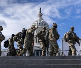 Lo ngại 'nội gián', FBI rà soát 25.000 lính Vệ binh Quốc gia