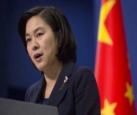 Twitter khóa tài khoản Đại sứ quán Trung Quốc tại Mỹ