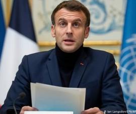 Ông Biden điện đàm với ông Macron cải thiện quan hệ đồng minh