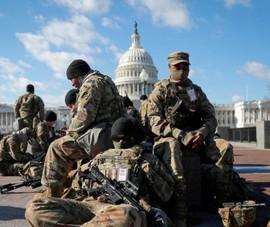 Vệ binh Mỹ ở thủ đô đến tháng 3 chờ phiên tòa xét xử ông Trump