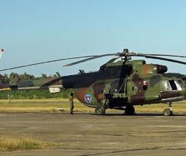 Rơi trực thăng ở Cuba, toàn bộ phi hành đoàn thiệt mạng