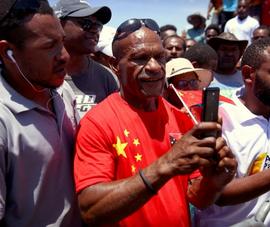 Lo ngại Trung Quốc sẽ mở rộng 'tai mắt' tại Thái Bình Dương