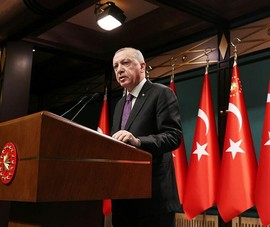 Ông Erdogan nói Thổ Nhĩ Kỳ cần hiến pháp mới