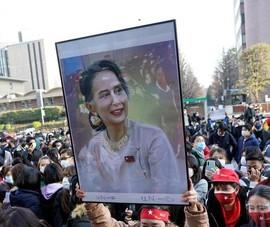 Bà Suu Kyi và hàng trăm quan chức Myanmar bị quản thúc tại gia