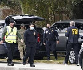 Nổ súng Mỹ: 2 đặc vụ FBI bị bắn chết, 3 đặc vụ bị thương