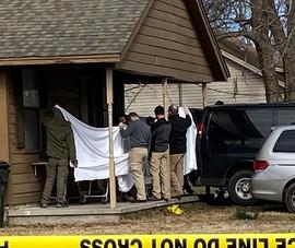 Xả súng ở Mỹ: 5 trẻ em và 1 người lớn thiệt mạng