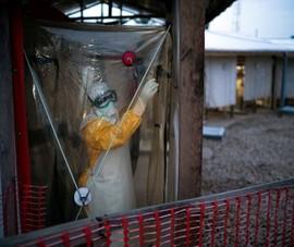 Nỗi ám ảnh Ebola quay lại châu Phi