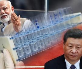 Trung Quốc theo sát Ấn Độ trong cuộc đua ngoại giao vaccine