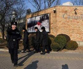 Cảnh sát Bắc Kinh 'sở hữu' công ty dịch vụ thị thực vào Canada