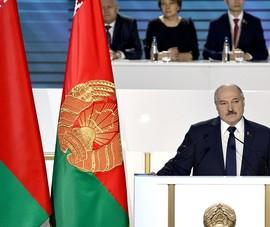 Ông Lukashenko nói chỉ từ chức khi không còn biểu tình