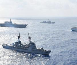 'Bắc Kinh đang quan sát, Philippines không tập trận cùng Mỹ'