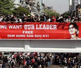 Người biểu tình Myanmar dễ bị bắt hơn vì lệnh mới của quân đội