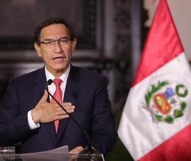 Cựu Tổng thống Peru lén tiêm vaccine Trung Quốc khi tại nhiệm
