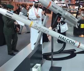 UAE trình làng hệ thống tên lửa phòng không nội địa đầu tiên