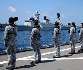 Dịch giảm, Trung Quốc đẩy mạnh ngoại giao quốc phòng với ĐNA