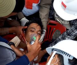 Quốc tế lên án vụ cảnh sát Myanmar bắn chết 18 người biểu tình