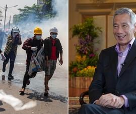 Ông Lý Hiển Long phân tích lý do trừng phạt vô ích với Myanmar