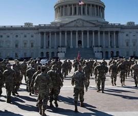 Cảnh sát Mỹ cảnh báo âm mưu bạo loạn lần 2 tại Điện Capitol